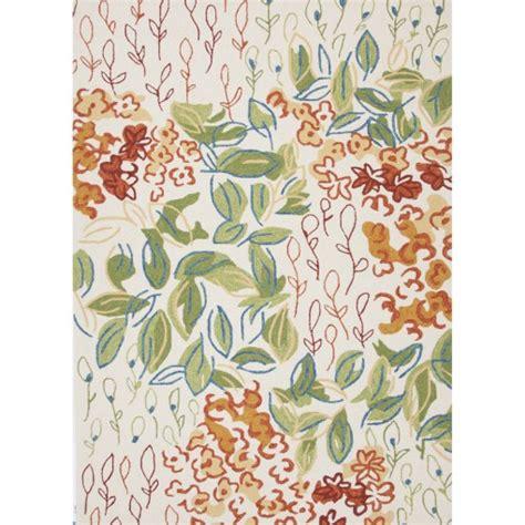 flower area rugs orange floral area rug crown interiors