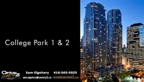 yc condos yonge at college by canderel penthouse 3f yc condos 460 yonge st in toronto vip access and floor