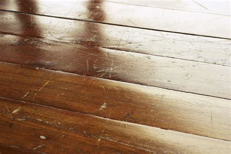 9 Things You're Doing To Ruin Your Hardwood Floors Without