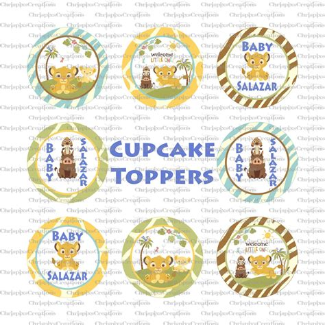 King Baby Shower Cupcakes by King Baby Shower Cupcake Toppers Print At Home