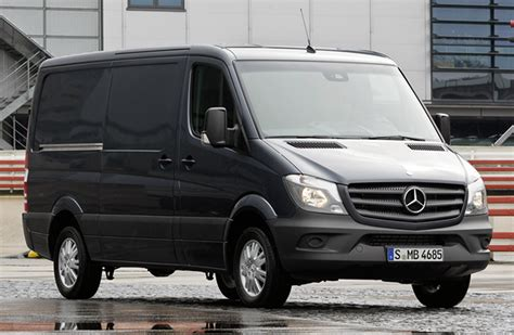 2013 Mercedes Sprinter by 2014 Mercedes Sprinter Photo Gallery Autoblog