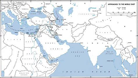 middle east map pre 1900 maps of middle east