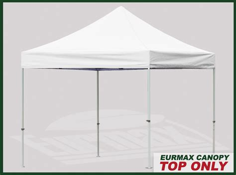 10 x 10 replacement canopy eurmax 10x10 replacement canopy top eurmax