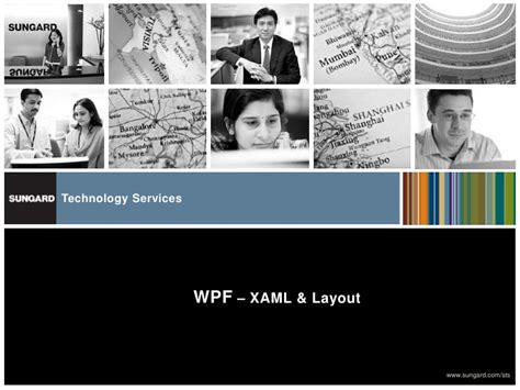 xaml layout basics wpf xaml and layout basics