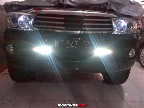 Jual Lu Led Mobil Fortuner jual hid world garansi 1thn dan led drl mulai harga murah