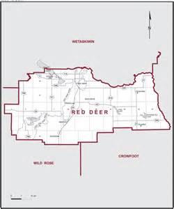 deer alberta canada map deer maps corner elections canada