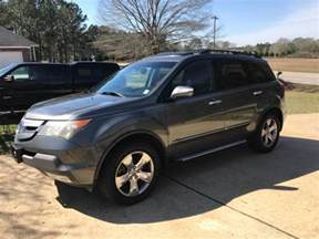2007 acura mdx gas mileage for sale savings from 14 407