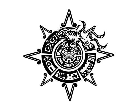 calendario azteca tatuajes imagui