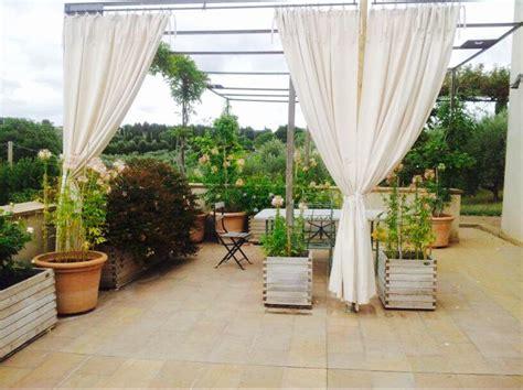 tende terrazzo tende in tela di puro cotone per terrazza casabella
