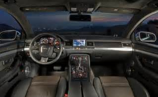 Audi S8 Interior Car And Driver