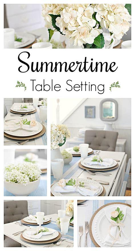 summer table settings 100 summer table settings seaside decor setting a