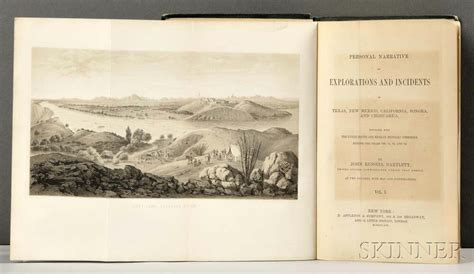 personal narrative of explorations and incidents in new mexico california sonora and chihuahua vol 2 connected with the united states and 1850 51 52 and 58 classic reprint books bartlett 1805 1886 personal narrative of