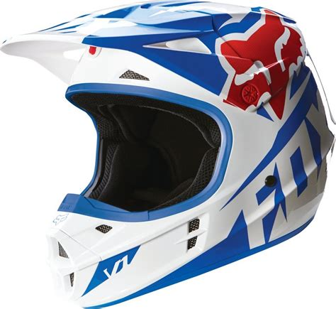 fox motocross helmets sale 169 95 fox racing v1 race dot helmet 234762