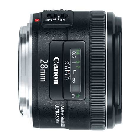 Canon Lens Ef 28mm F2 8 Is Usm jual canon ef 28mm f 2 8 is usm harga dan spesifikasi