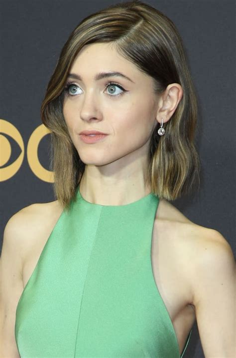 natalia dyer and shannon purser steal spotlight on emmys