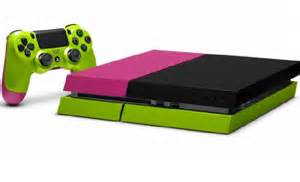 ps4 color colorware expands ps4 color options product reviews net