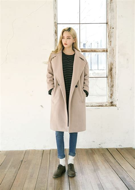 Jacket Korean Style 1 58 best images about winter korean fashion on
