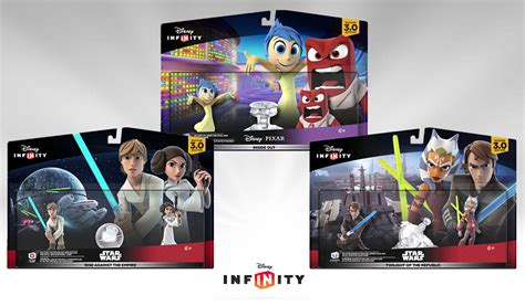 disney infinity play sets disney infinity 3 0 is coming this fall