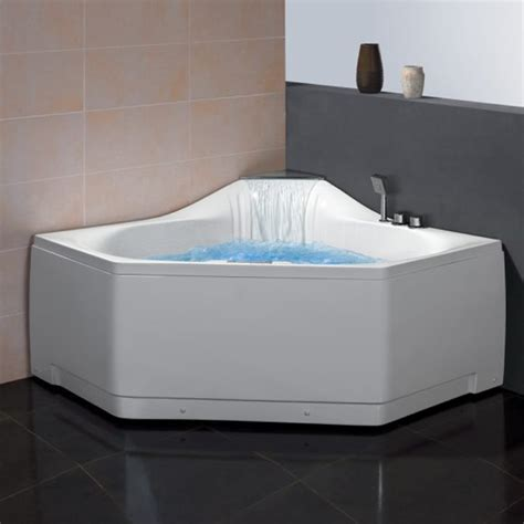 small jacuzzi bathtub bathroom modern small corner tub shower combo with glass