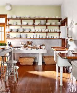 martha stewart kitchen collection martha stewart opens up historic maine summer home