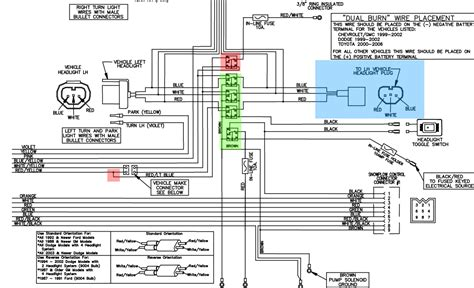 plow wiring harness diagram meyer plow harness wiring