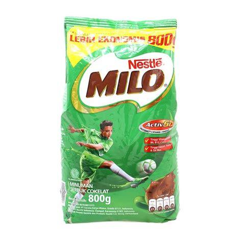 Milo Activ Go Gratis 10psc Gratis1 jual milo activ go formula 800g harga