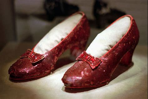 dorothy s ruby slippers smithsonian where are dorothy s ruby slippers a 1 million reward
