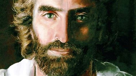 heaven is for real book picture of jesus picture of jesus that artist painted leave a reply
