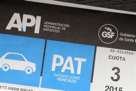 api patente de vehiculos convenios de pago patente 218 nica sobre veh 237 culos nueva