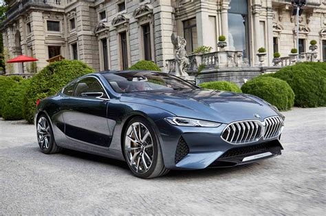 exclusive bmw  series concept quick drive automobile