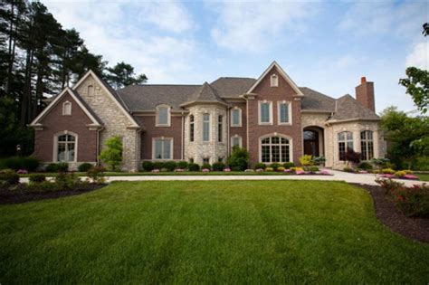 estate of the day 1 8 million new custom home in