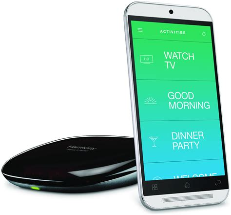 logitech jumps in the home automation race with harmony