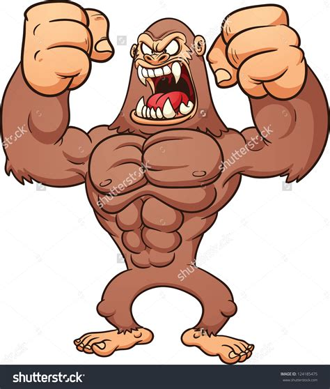 Bigfoot Clipart Free