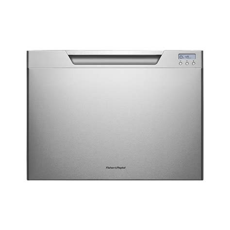 Fisher Paykel Drawer Dishwasher shop fisher paykel 48 5 decibel drawer dishwasher stainless steel at lowes