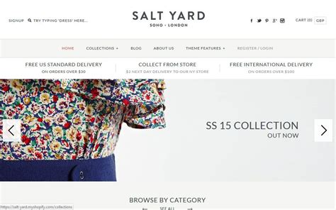 shopify themes symmetry 30 beautifully designed shopify themes design shack