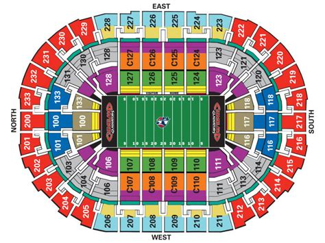 the q seating seating charts quicken loans arena official website