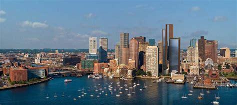 Harbor Garage Boston by Skyline Battle Boston Vs Baltimore Better Places