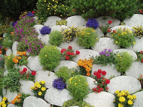 12 Simple Easy Rock Garden Decorating Ideas And Designs Simple Rock Garden Ideas