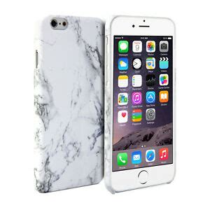 print marble pattern cover for apple iphone 5s 5c se 6 6s plus ebay