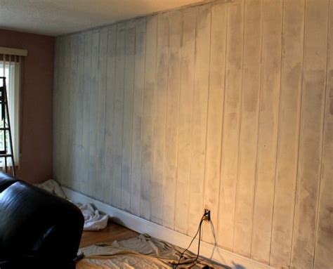 painting wood paneling for the home