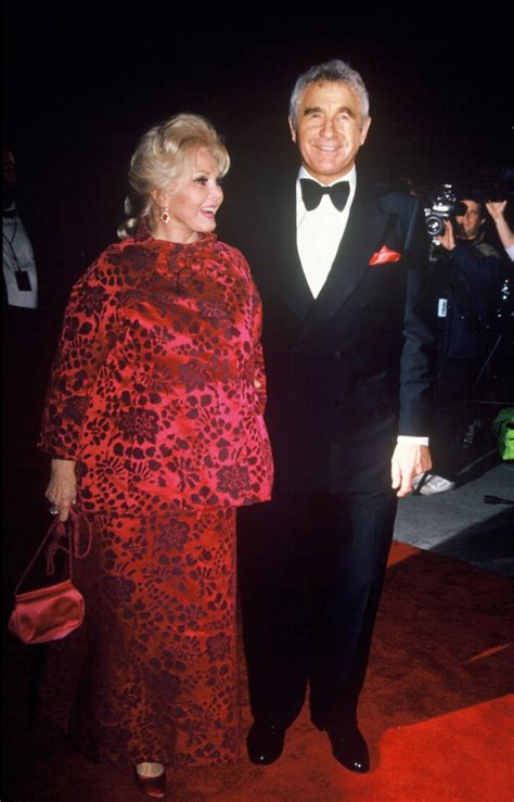 Did Zsa Zsa Gabors Husband Smiths Baby by Today S Winner Zsa Zsa Gabor S Husband Trying For
