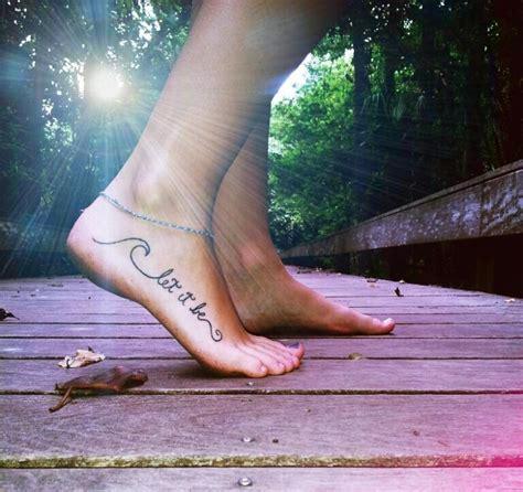quote tattoo foot tumblr 35 ideen f 252 r tattoo schriften spr 252 che und schriftarten