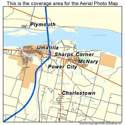 map of umatilla oregon aerial photography map of umatilla or oregon