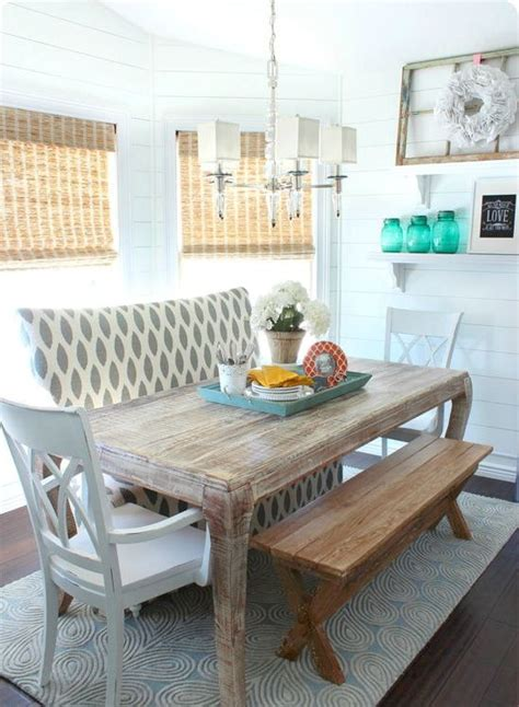 awesome corner breakfast nook table decorating ideas 40 cute and cozy breakfast nook d 233 cor ideas digsdigs
