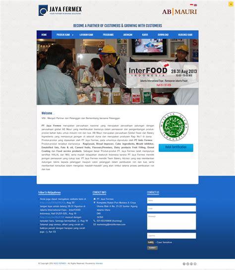 web design agency indonesia jaya fermex indonesia web design agency indonesia web