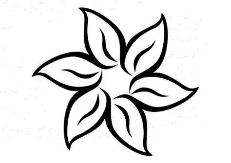 imagenes de flores sencillas para dibujar coloring pages flowers printable bestappsforkids com
