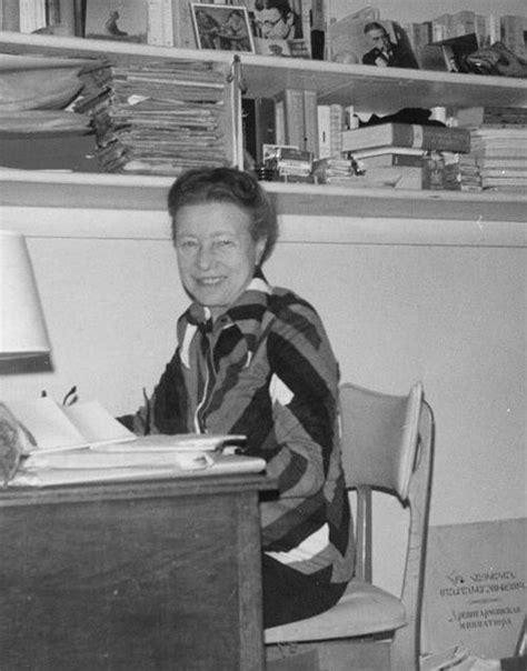 Simone de Beauvoir apartamento em seu, rue Schoelcher