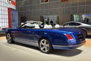 Bentley Hardtop Convertible The 2015 Bentley Grand Convertible Is Utterly Fantastic