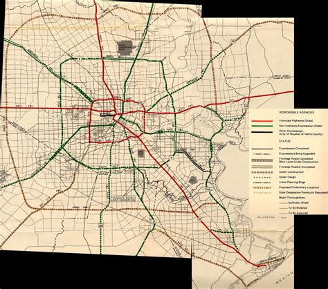 texas freeway map bayridge subdivision in league city historic houston haif houston s leading news forum
