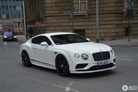 bentley coupe 2016 white bentley continental gt speed 2016 7 april 2016 autogespot